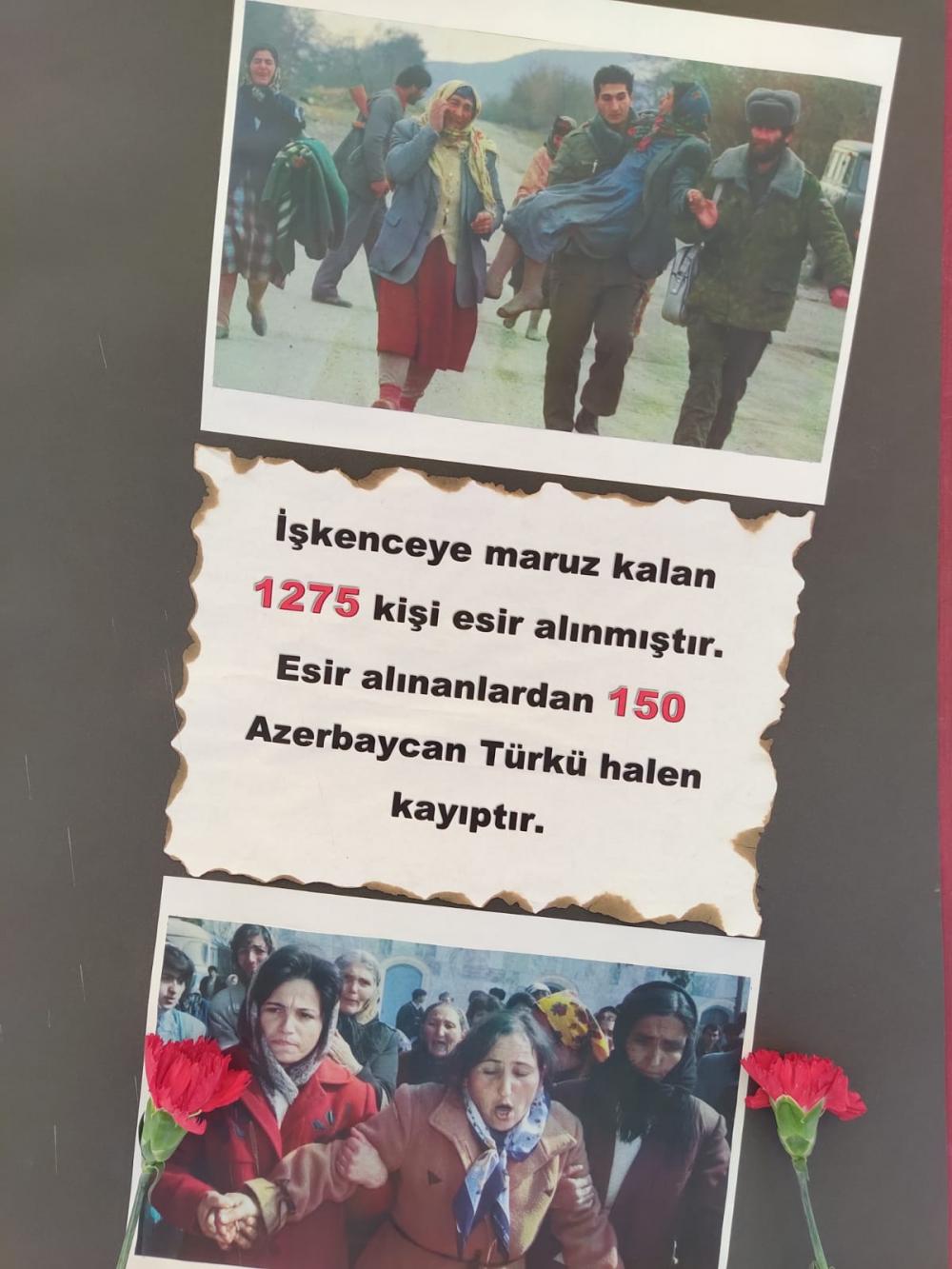 HOCALI Soykırımı, Dünya Kör, Dünya Sağır ve Katiller Kadar Suçlu 16