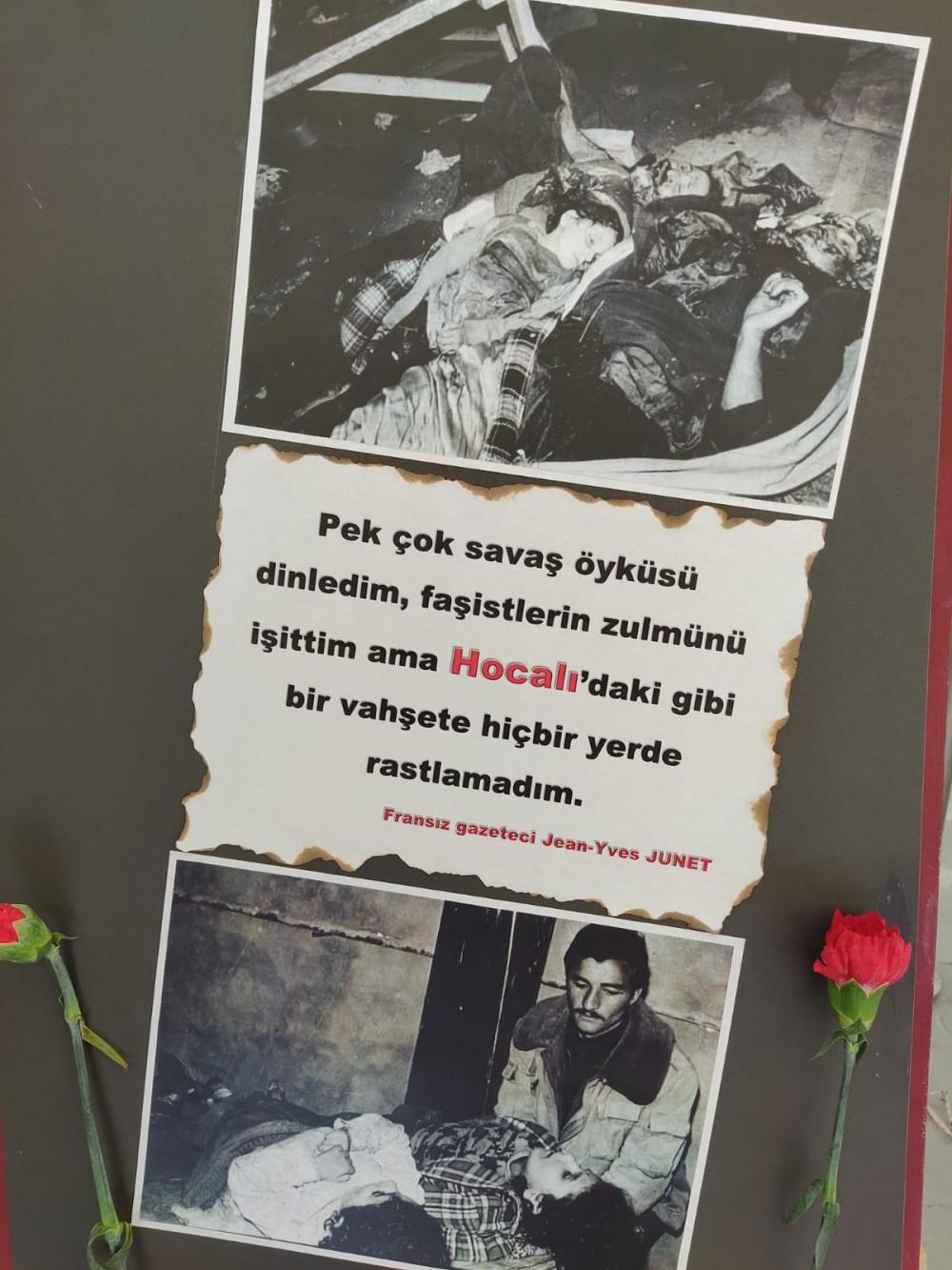 HOCALI Soykırımı, Dünya Kör, Dünya Sağır ve Katiller Kadar Suçlu 3