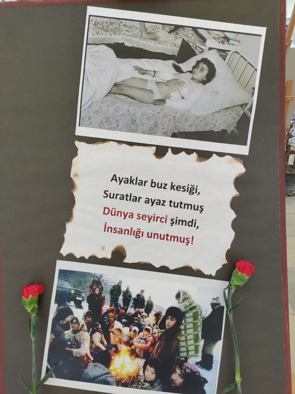 HOCALI Soykırımı, Dünya Kör, Dünya Sağır ve Katiller Kadar Suçlu 4