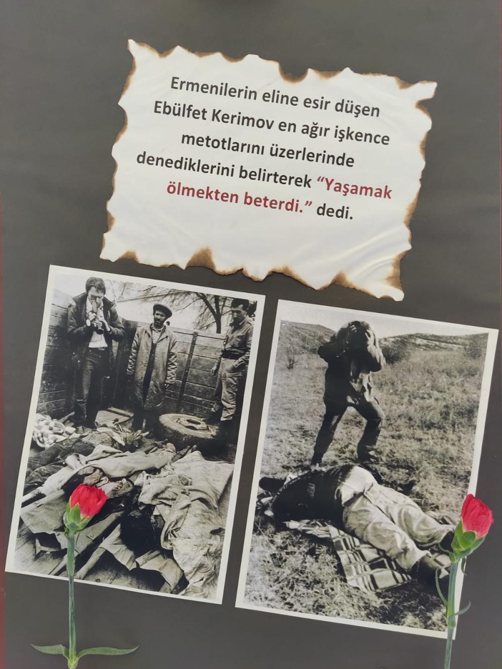 HOCALI Soykırımı, Dünya Kör, Dünya Sağır ve Katiller Kadar Suçlu 5