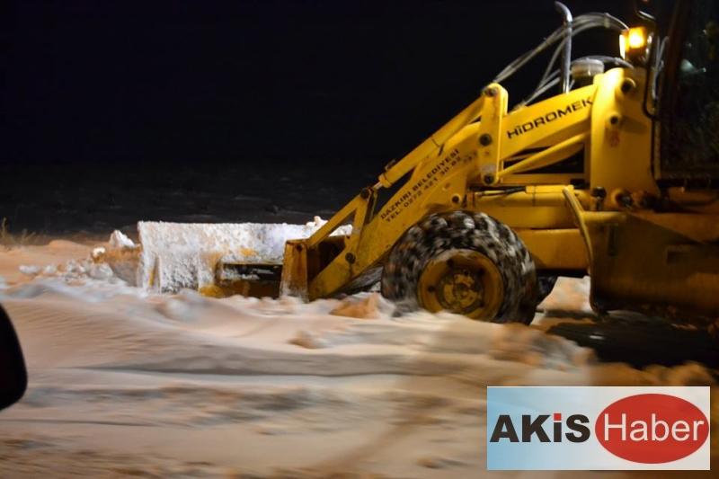 Dazkırı'da Kar Manzaraları 1
