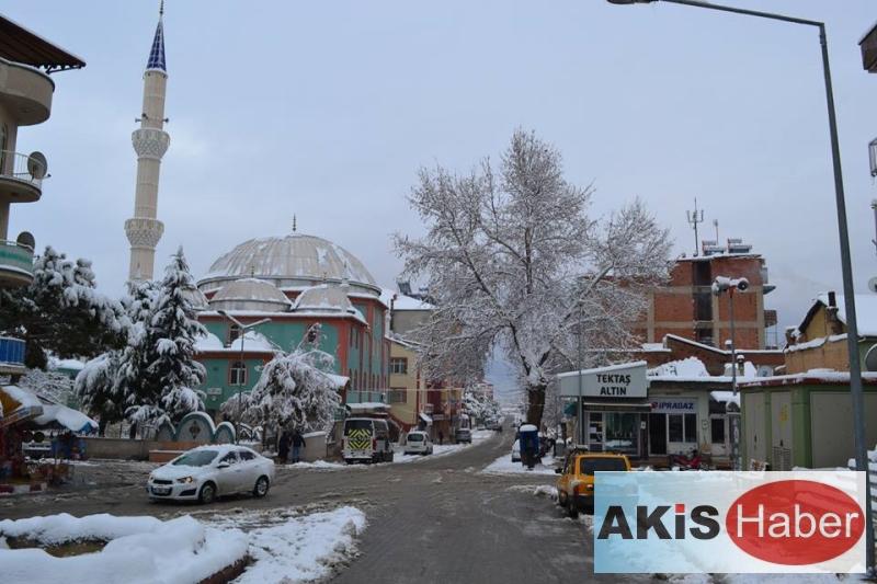 Dazkırı'da Kar Manzaraları 3