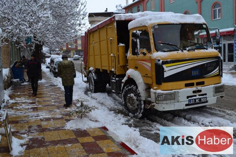 Dazkırı'da Kar Manzaraları 7