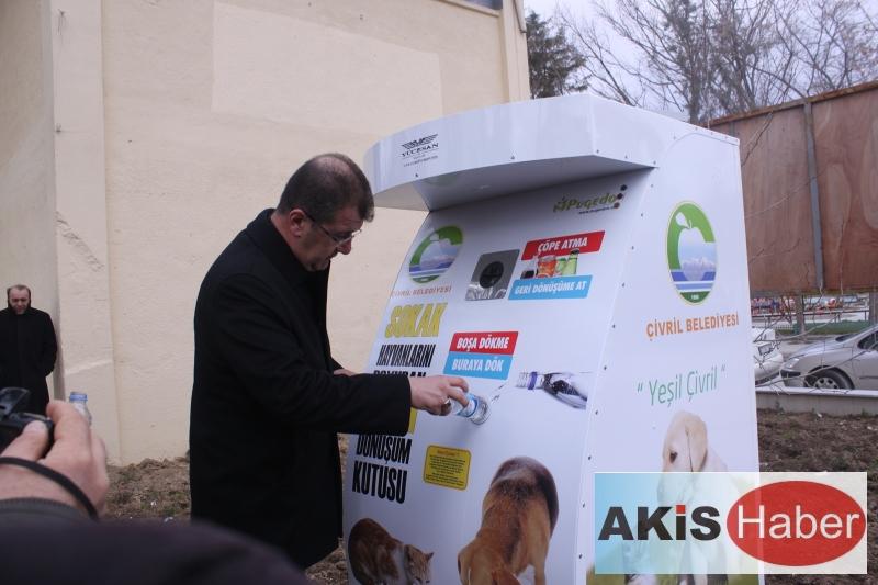 Çivril Belediyesinden Çevreci Çözüm 3