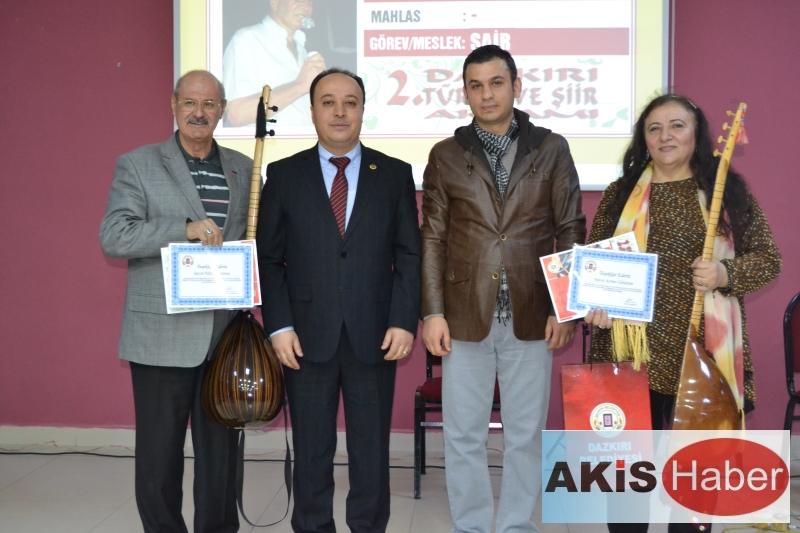 Dazkırı Şiire ve Türkiye Doydu! 1