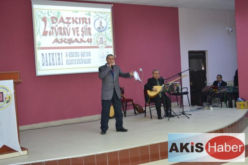 Dazkırı Şiire ve Türkiye Doydu! 10