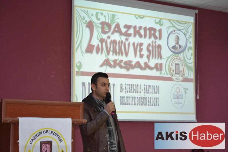 Dazkırı Şiire ve Türkiye Doydu! 12