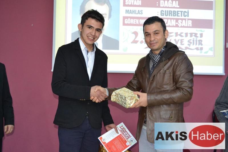 Dazkırı Şiire ve Türkiye Doydu! 16