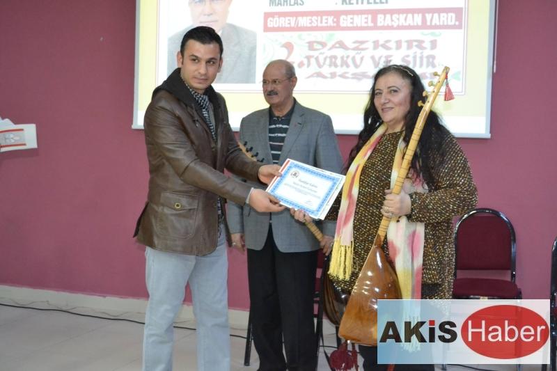 Dazkırı Şiire ve Türkiye Doydu! 18