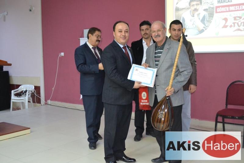 Dazkırı Şiire ve Türkiye Doydu! 21
