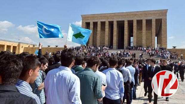 20 bin ülkücü Anıtkabir'de 1