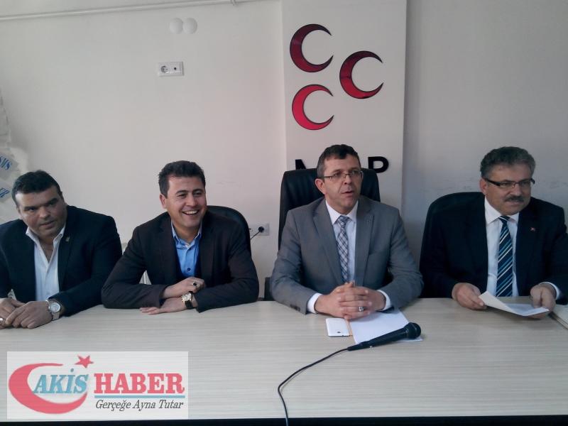 Ahmet Yümsek Aday Adaylığını Açıkladı 10