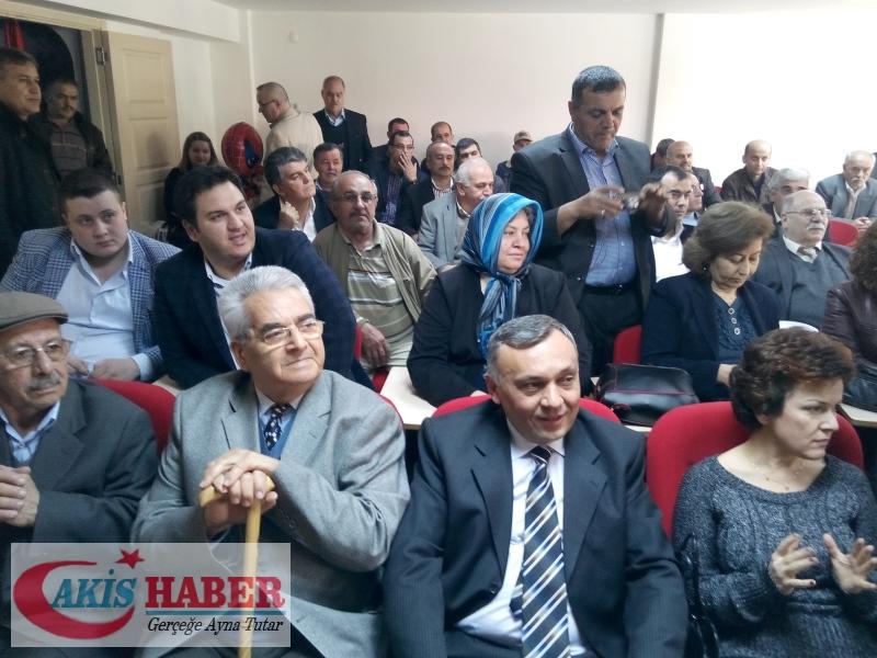 Ahmet Yümsek Aday Adaylığını Açıkladı 2
