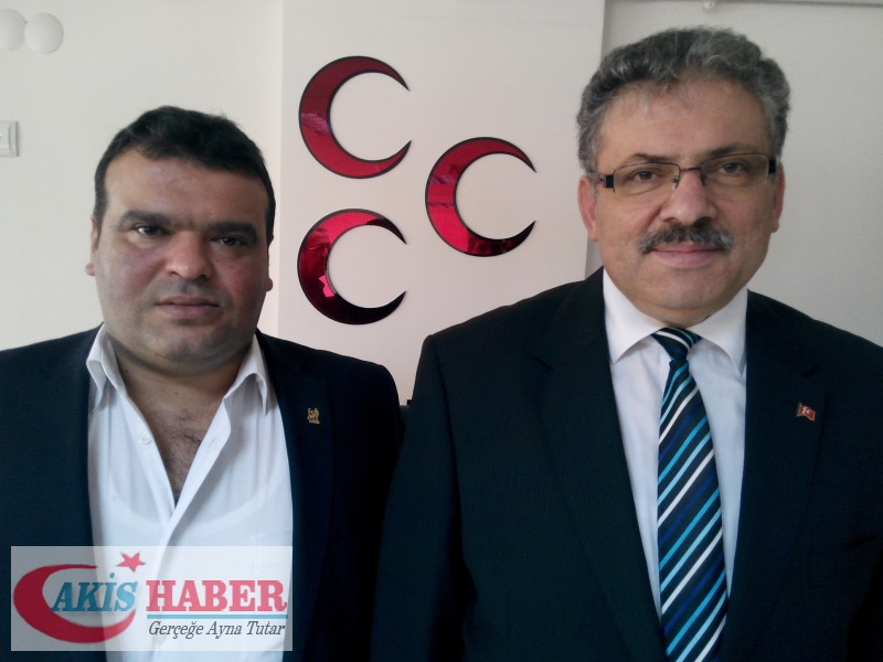 Ahmet Yümsek Aday Adaylığını Açıkladı 4