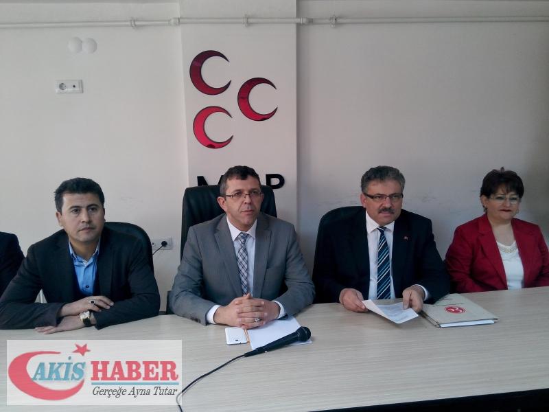 Ahmet Yümsek Aday Adaylığını Açıkladı 5