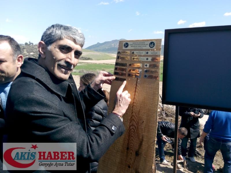 Başbuğ Türkeş Ormanına 300 Fidan Dikildi 2