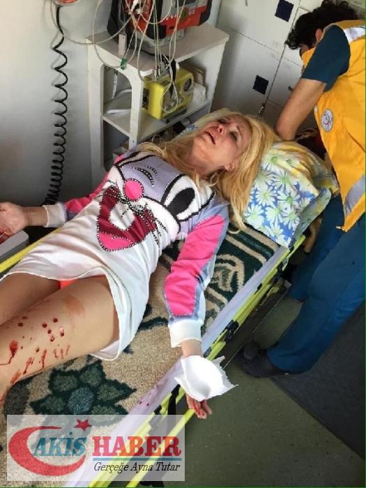 Cicişler Denizli'de Kaza Yaptı 2