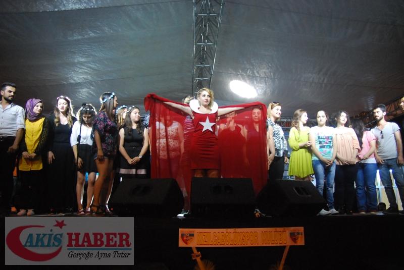 Kızılcabölük Festivaline Bayrağımız Damgasını Vurdu 15