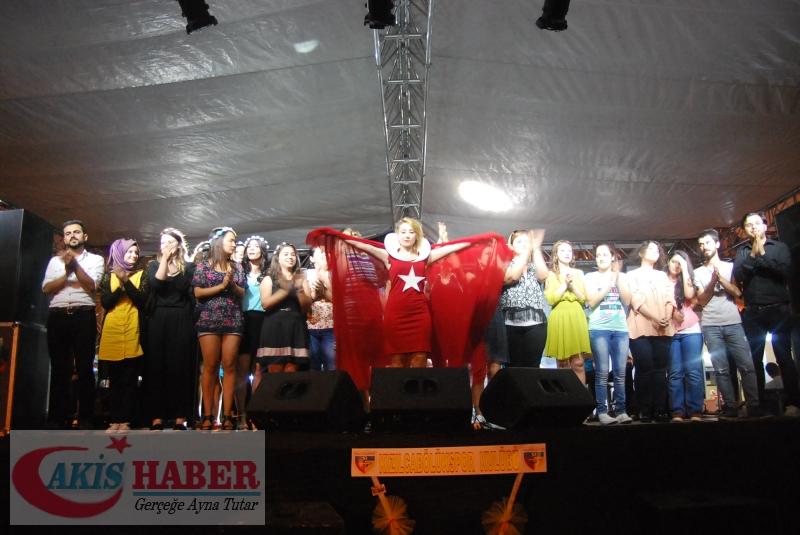 Kızılcabölük Festivaline Bayrağımız Damgasını Vurdu 29
