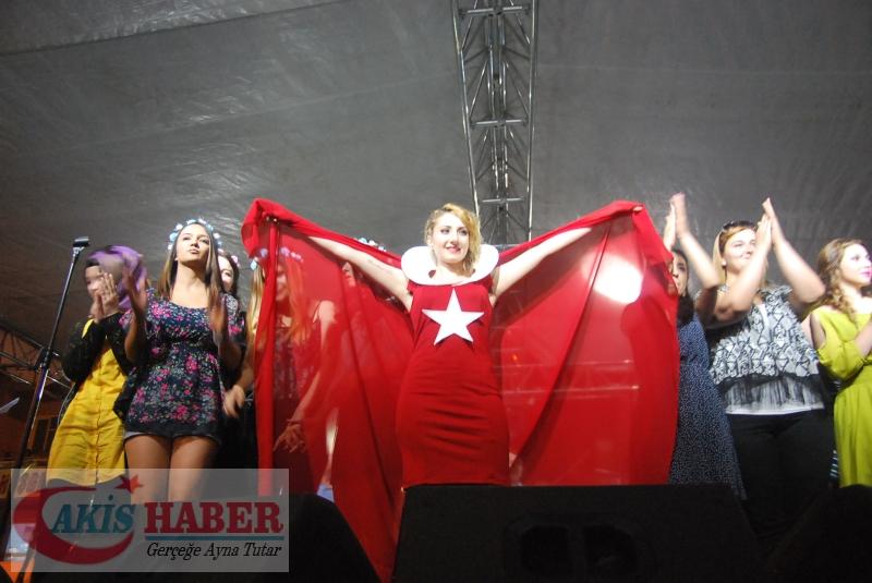 Kızılcabölük Festivaline Bayrağımız Damgasını Vurdu 34
