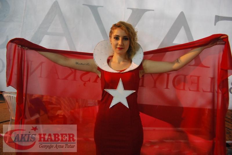 Kızılcabölük Festivaline Bayrağımız Damgasını Vurdu 35