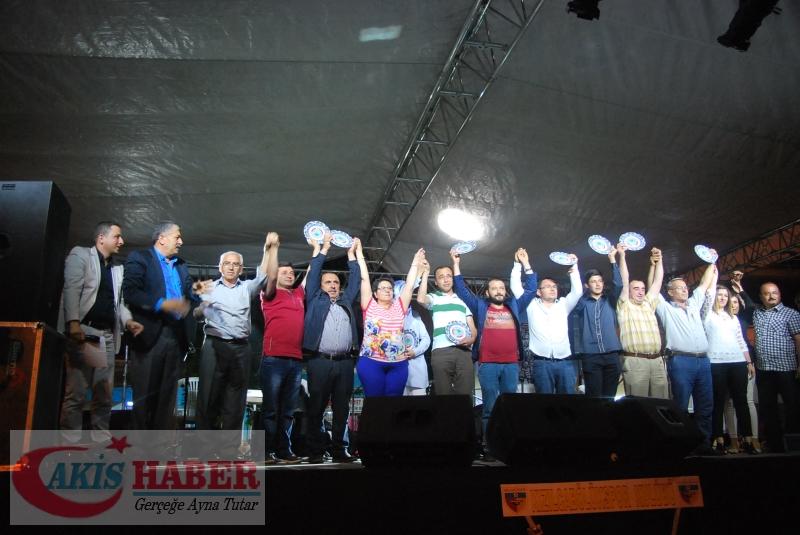 Kızılcabölük Festivaline Bayrağımız Damgasını Vurdu 44
