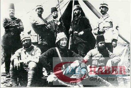 Atatürk'ün savaş zamanındaki resimleri 10