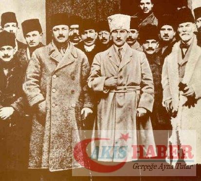 Atatürk'ün savaş zamanındaki resimleri 14