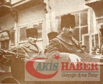 Atatürk'ün savaş zamanındaki resimleri 17