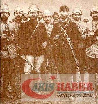 Atatürk'ün savaş zamanındaki resimleri 4