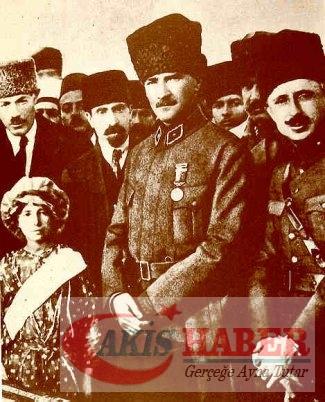 Atatürk'ün savaş zamanındaki resimleri 5