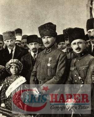 Atatürk'ün savaş zamanındaki resimleri 6