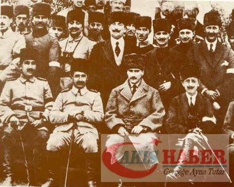 Atatürk'ün savaş zamanındaki resimleri 7