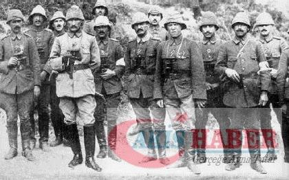 Atatürk'ün savaş zamanındaki resimleri 9