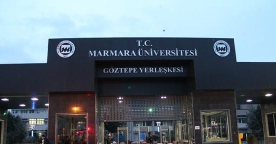 PKK'lılar Marmara Üniversitesinde de Ülkücülere Saldırdı