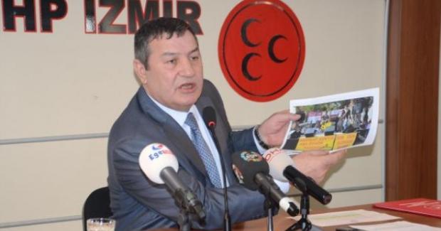 İzmir İl Başkanından Zehir Zemberek Açıklama!