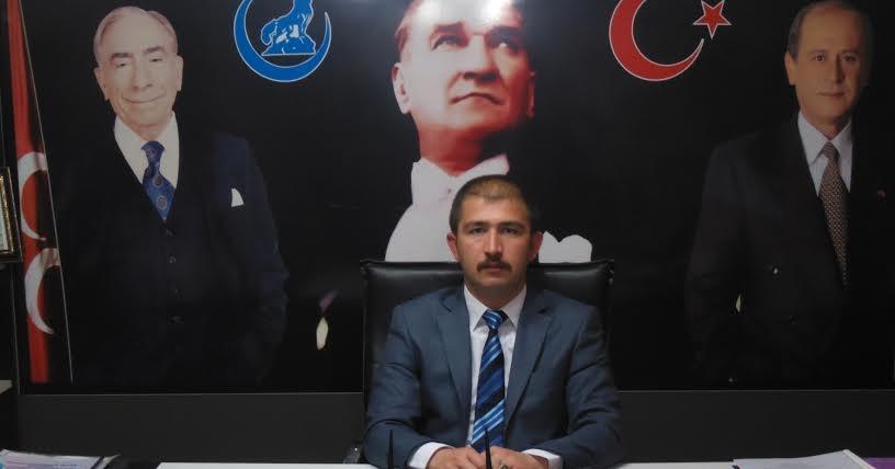 ''Azeybaycan ve Türk Toprakları Namusumuzdur''