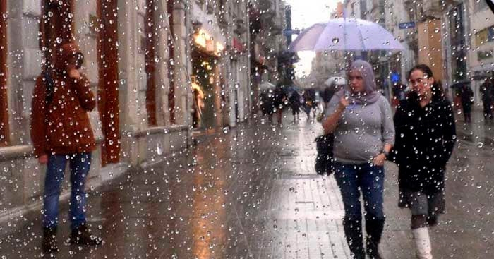 Denizli'de 5 Günlük Hava Tahmin Raporu