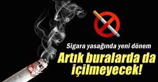 Sigara içinler dikkat !