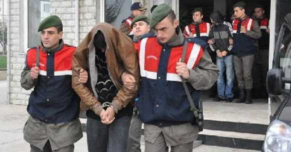 Denizli'de Uyuşturucu Operasyonu 18 Gözaltı