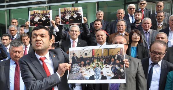 Denizli CHP'den Vali'ye davet tepkisi