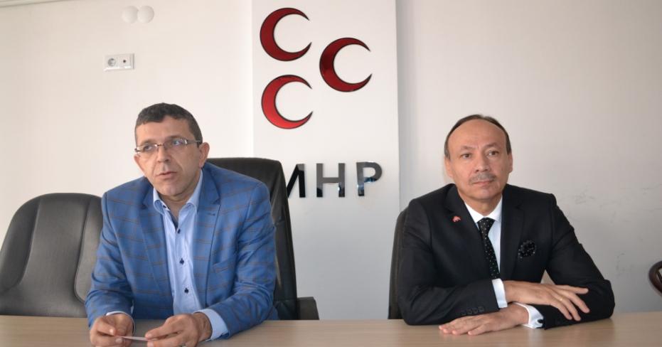 MHP'de İlk Aday Adaylığını İlhan Çankaya Açıkladı