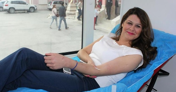Paü'lü Öğrenciler 50 Ünite Kan Bağışladılar