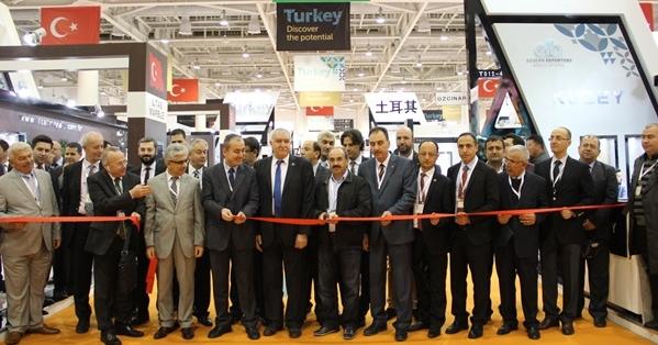 Türk Doğaltaş Sektörünün Çin Şovu