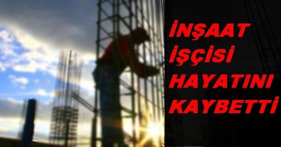 Serinhisar'da İskeleden Düşen İşçi Hayatını Kaybetti