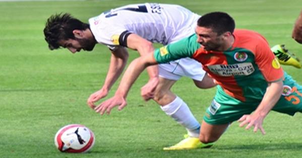 Denizlispor 0-1 Albimo Alanyaspor