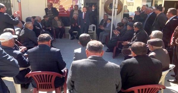 Adil Demir'den Sokakta Önseçim Toplantısı