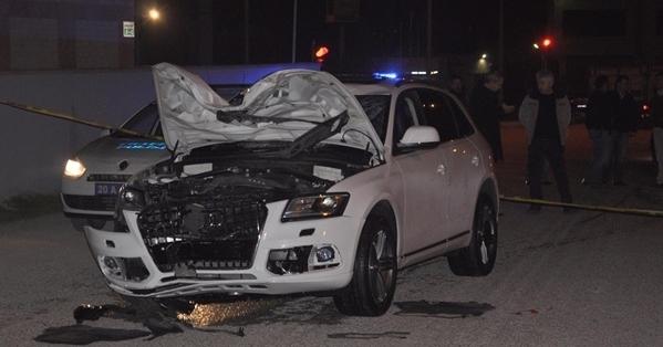 Çarpıp Kaçan O Sürücü İzmir'de Yakalandı