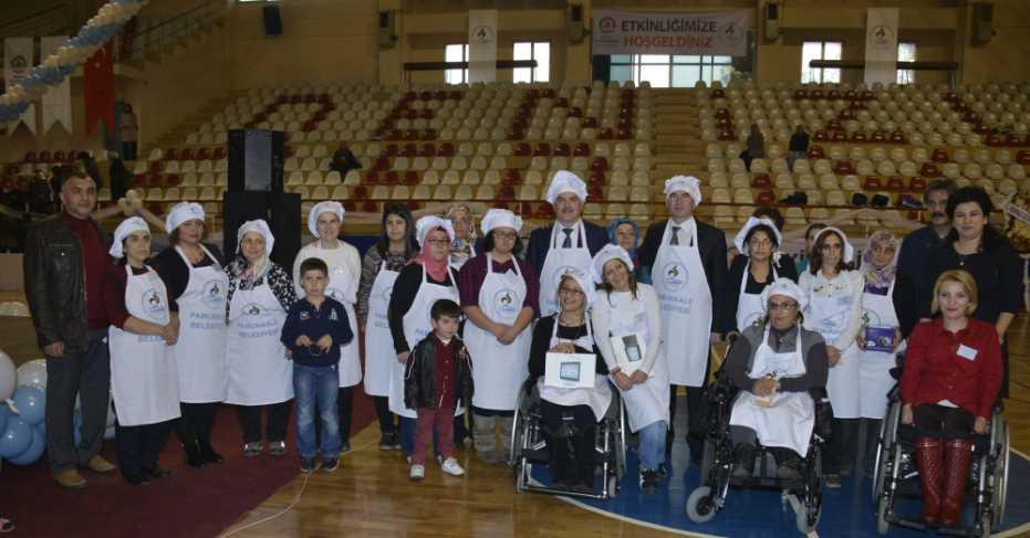 Pamukkale Belediyesi'nden Muhteşem Engelliler Günü