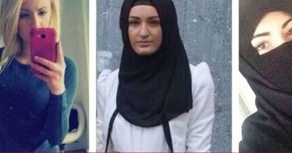 16 Yaşındaki Elif IŞİD'e mi Kaçtı?